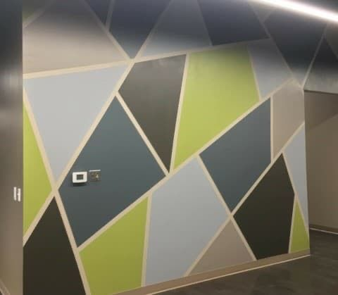 Accented Wall