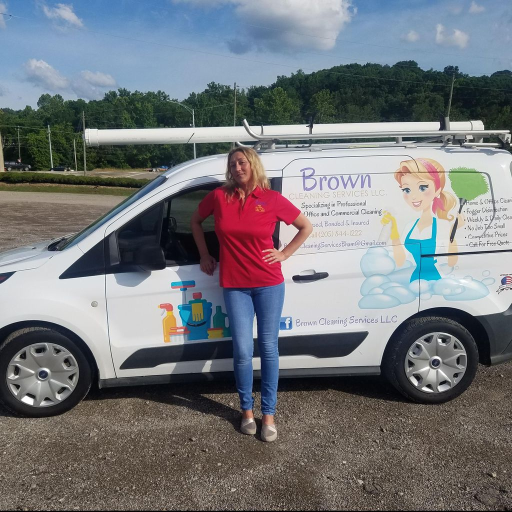 Brown Cleaning Services LLC