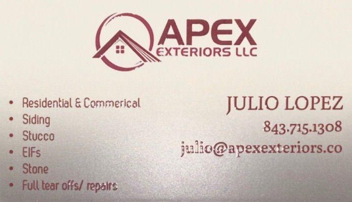 Apex Exteriors LLC