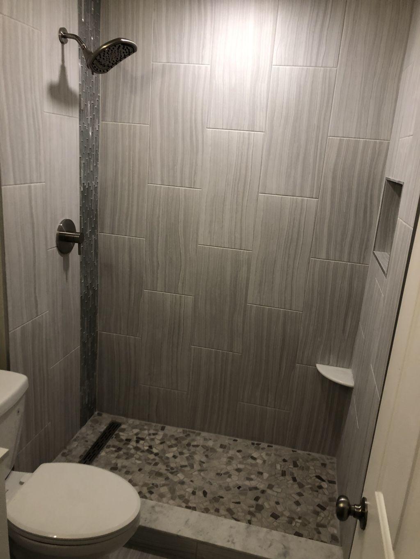 Farina hall bath