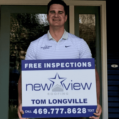 Avatar for New View Roofing - Tom Longville