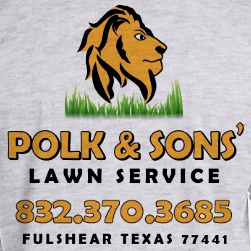 POLK & SONS' LAWN SERVICE