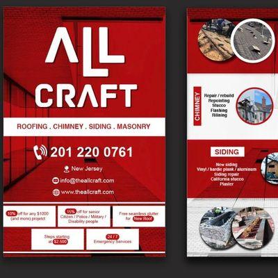 Avatar for AllCraft Roofing & Chimney