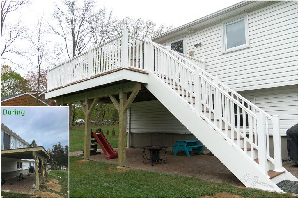 Deck Remodel - PBL Construction Llc