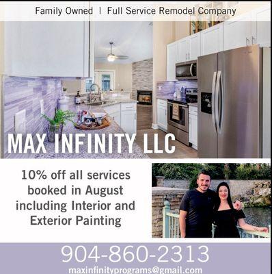 Avatar for Max Infinity LLC