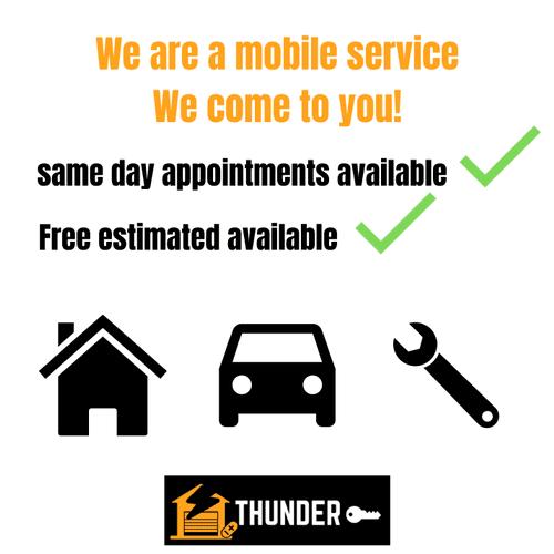 Thunder services