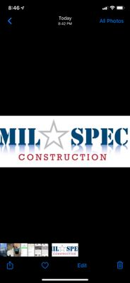 Avatar for MIL-SPEC Constrution