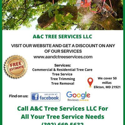 Avatar for A&C Tree service Llc