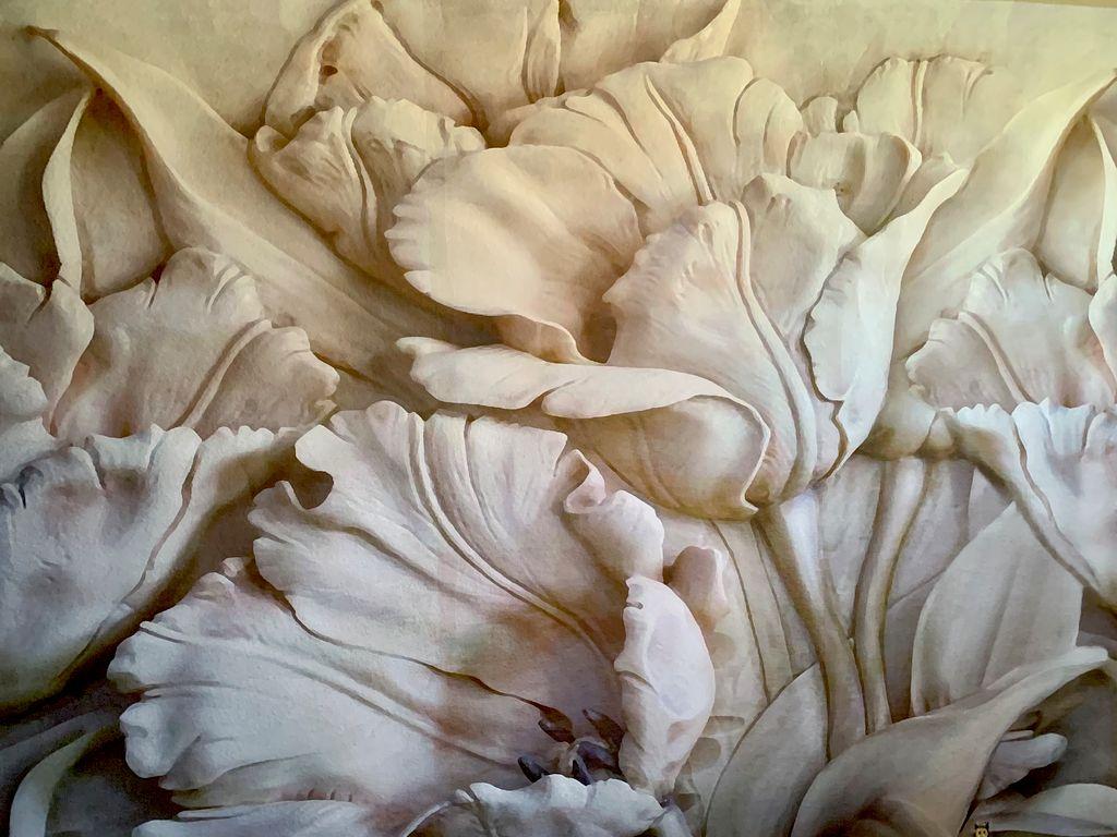 3D Wall  Mural Installation
