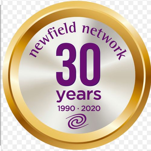 My coaching certification is with Newfield Network