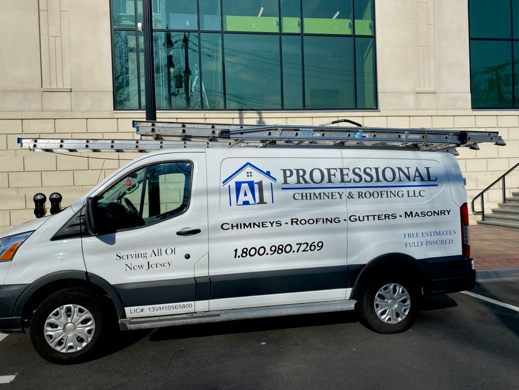 A1 professional chimney and roofing llc