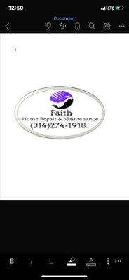 Avatar for Faith home repair and maintenance llc