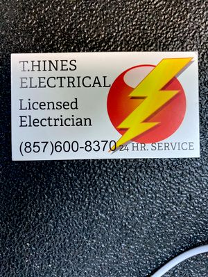 Avatar for T. Hines Electric