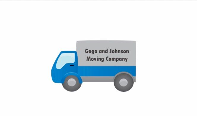 Gogo and Johnson Moving Company LLC