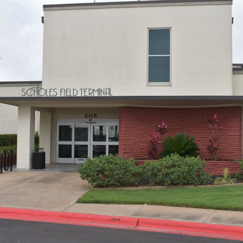 Office Location at the airport on Galveston Island