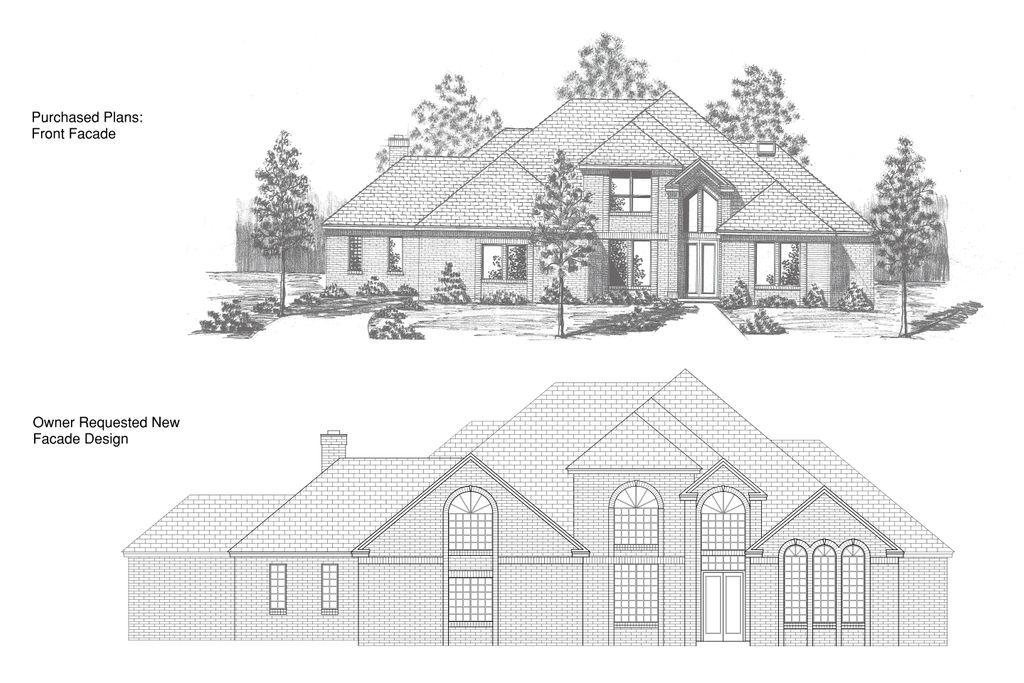 Home Owner - Facade Design Change