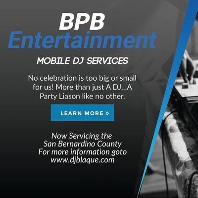Avatar for BPB Entertainment