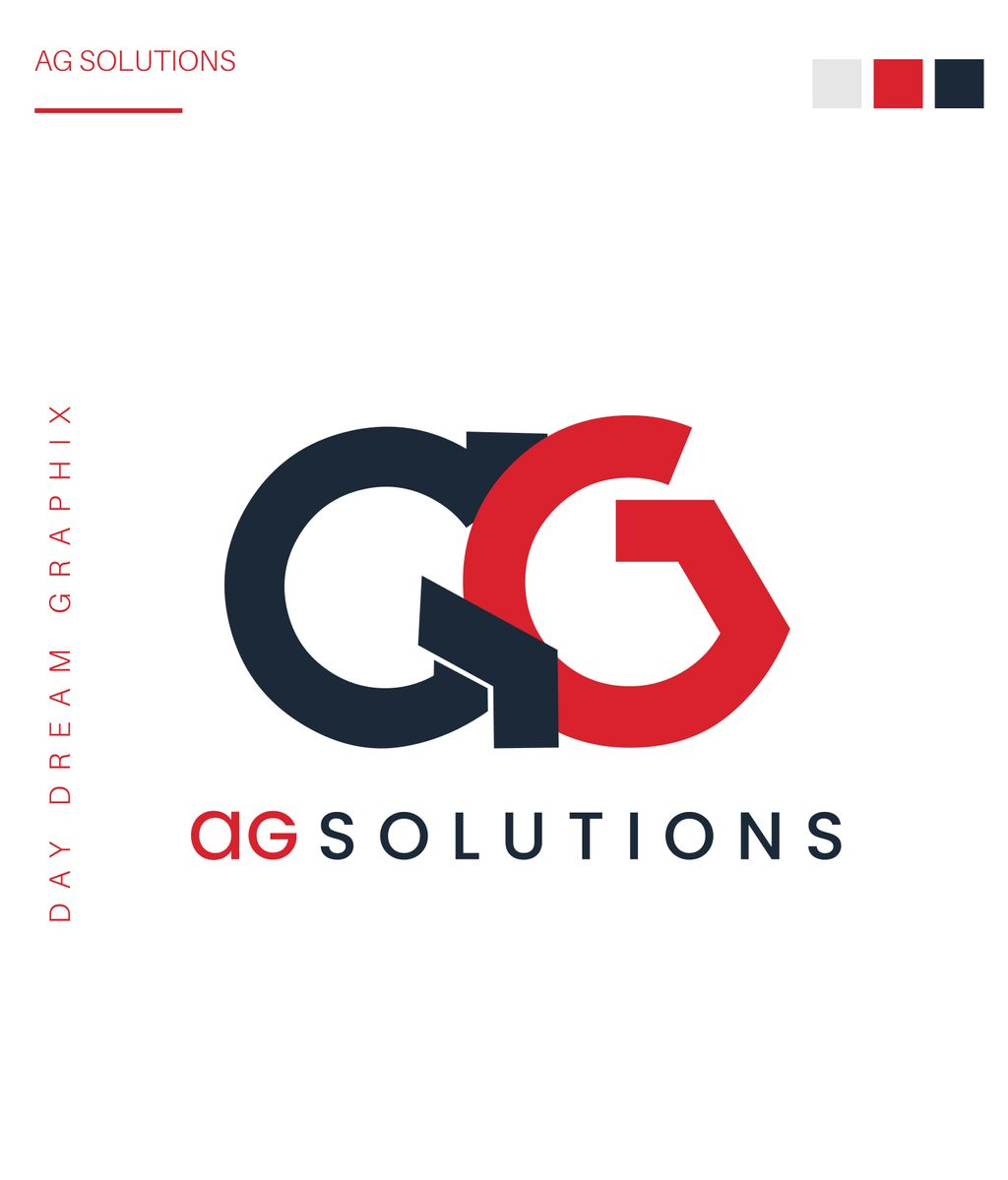 AG Solutions Consulting Corporate Identity