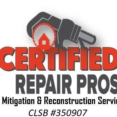 Avatar for Certified Repair Pros