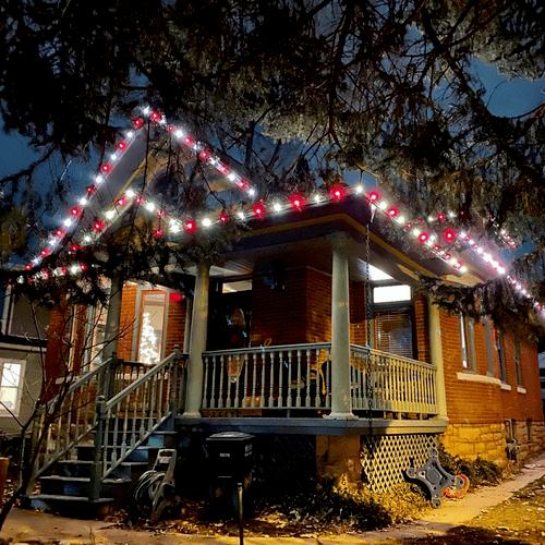 Holiday Lights, Salt Lake City