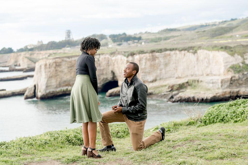 Engagement Photography - Santa Cruz 2020