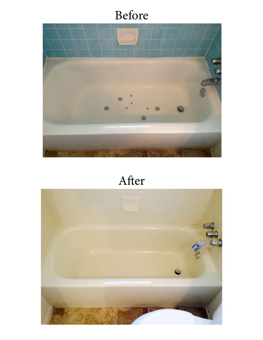 Bathtub Refacing