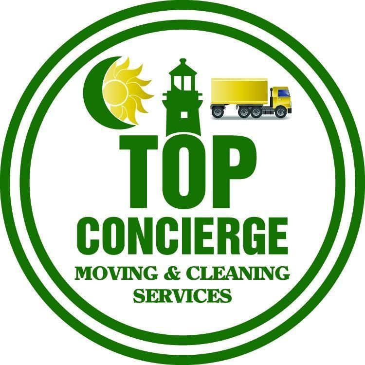 Top concierge moving and cleaning services, INC