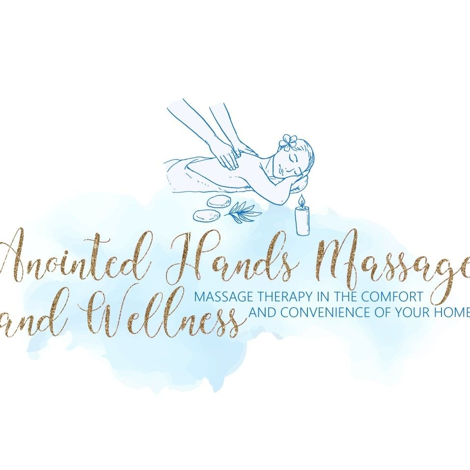 Anointed Hands Massage by Angel