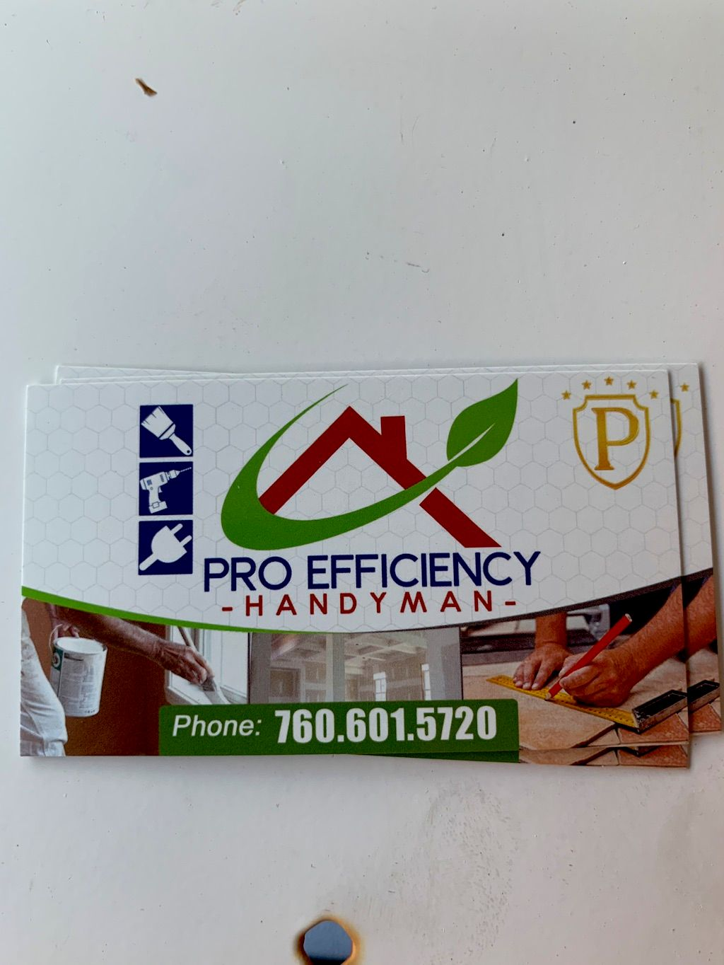 Pro Efficiency services