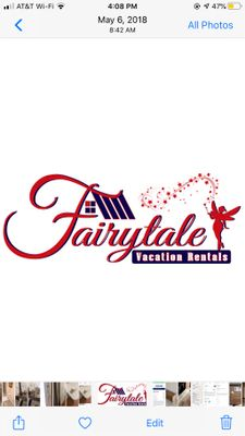 Avatar for Fairytale Vacation Rentals