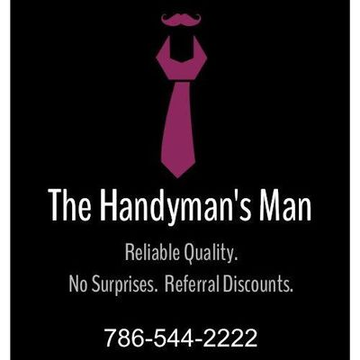 Avatar for The Handyman's Man - Florida