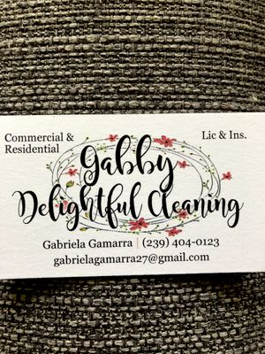 Avatar for Gabby Delightful Cleaning