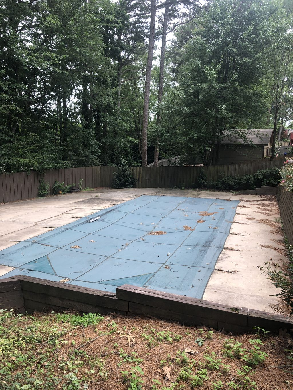 Duluth Pool and Deck-Gazebo Removal