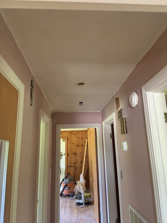 Drywall Repairs and Painting