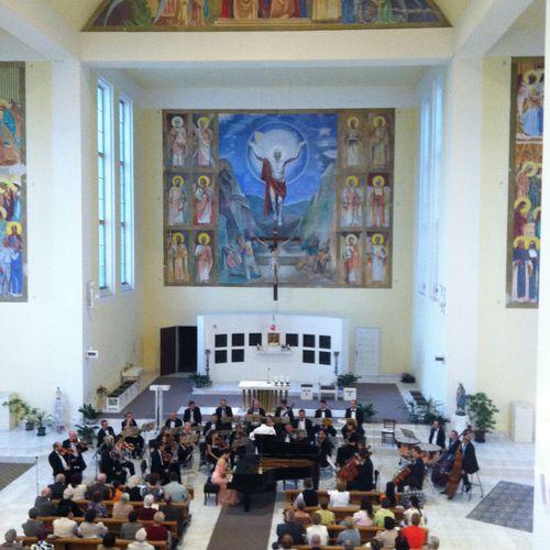Schumann Piano Concerto Op.54, Czech Republic