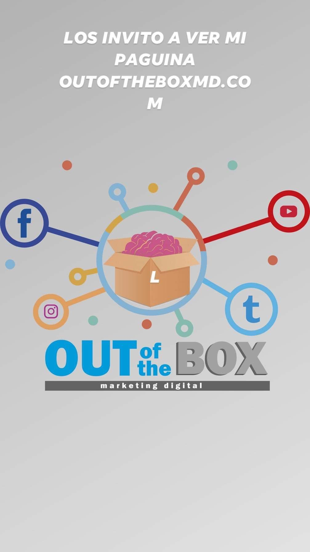 Out of the Box Marketing Digital