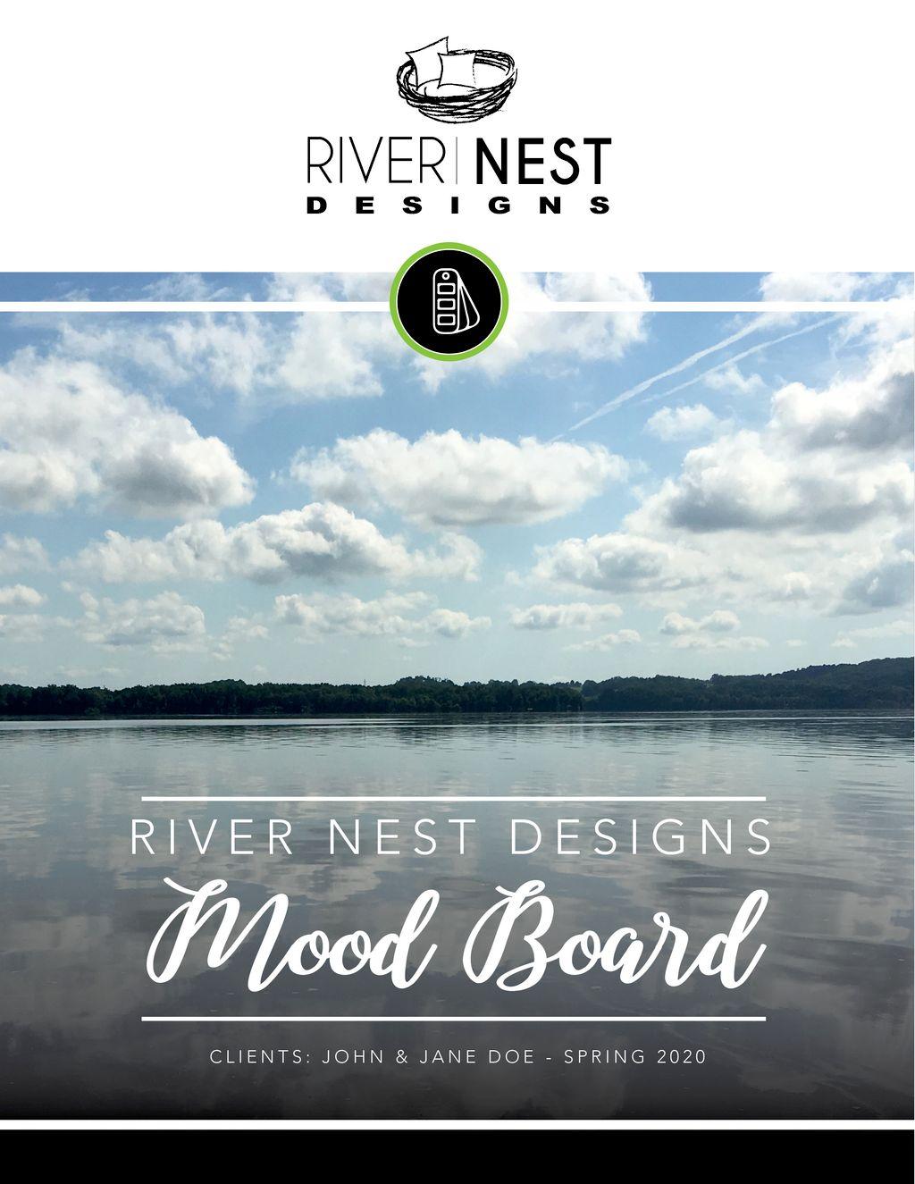 Example Customer Mood Boards