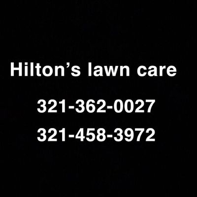 Avatar for Hilton's lawn care