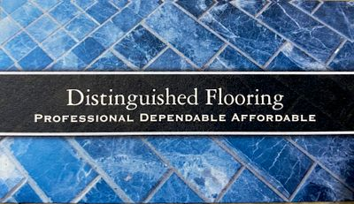 Avatar for Distinguished Flooring