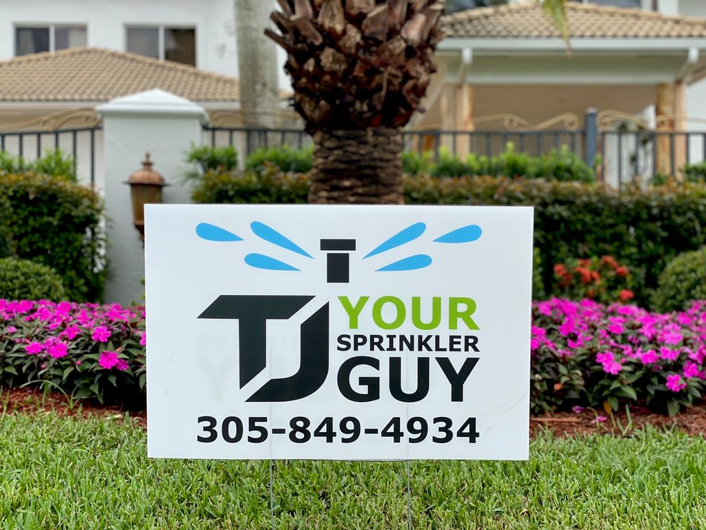 TJ Your Sprinkler Guy