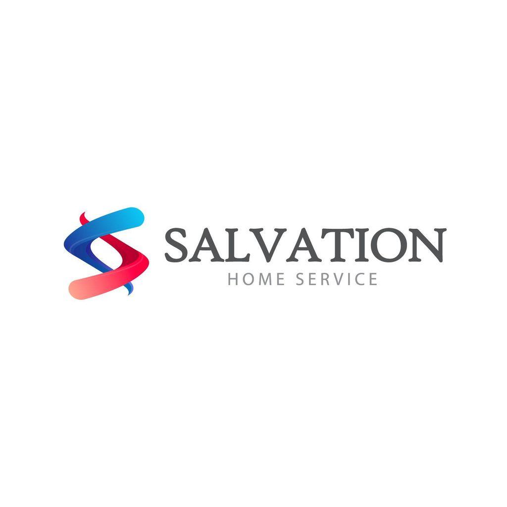 SALVATION HOME SERVICE.