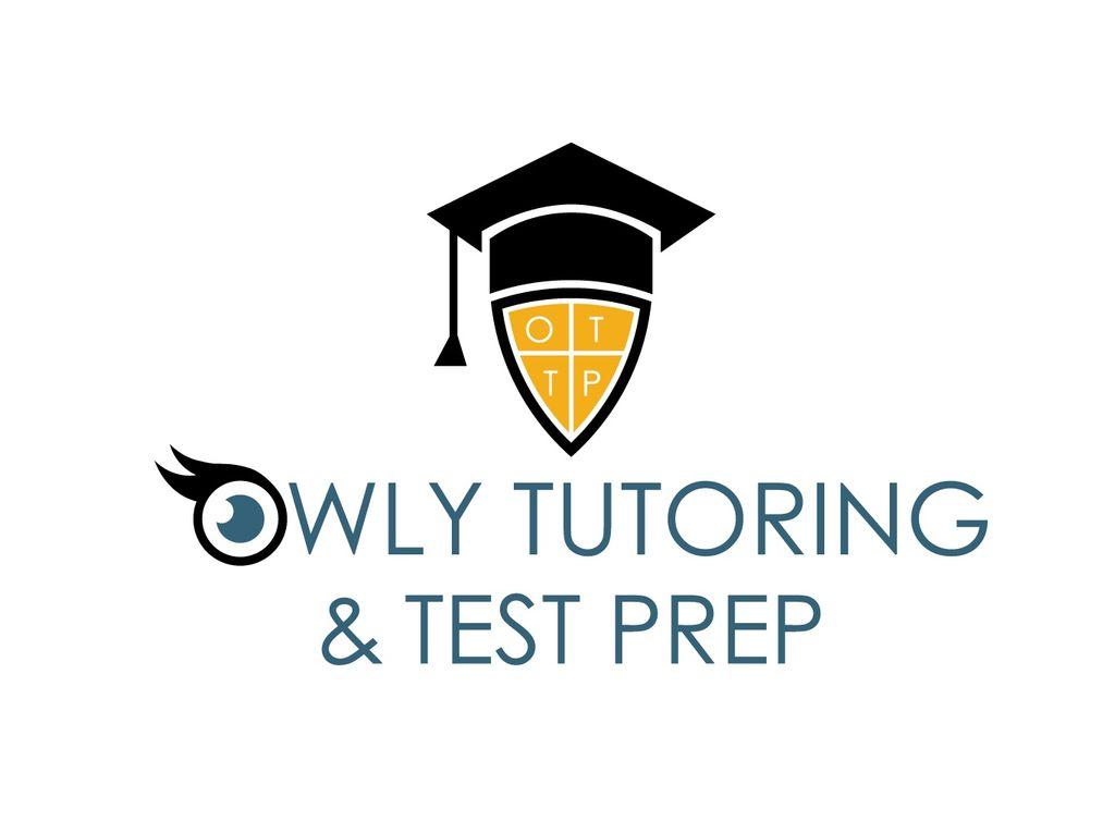 Owly Tutoring & Test Prep