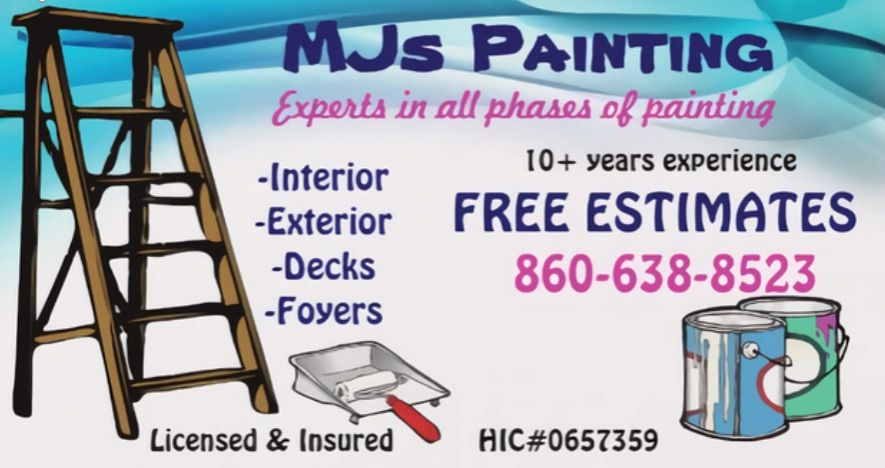 MJs Painting