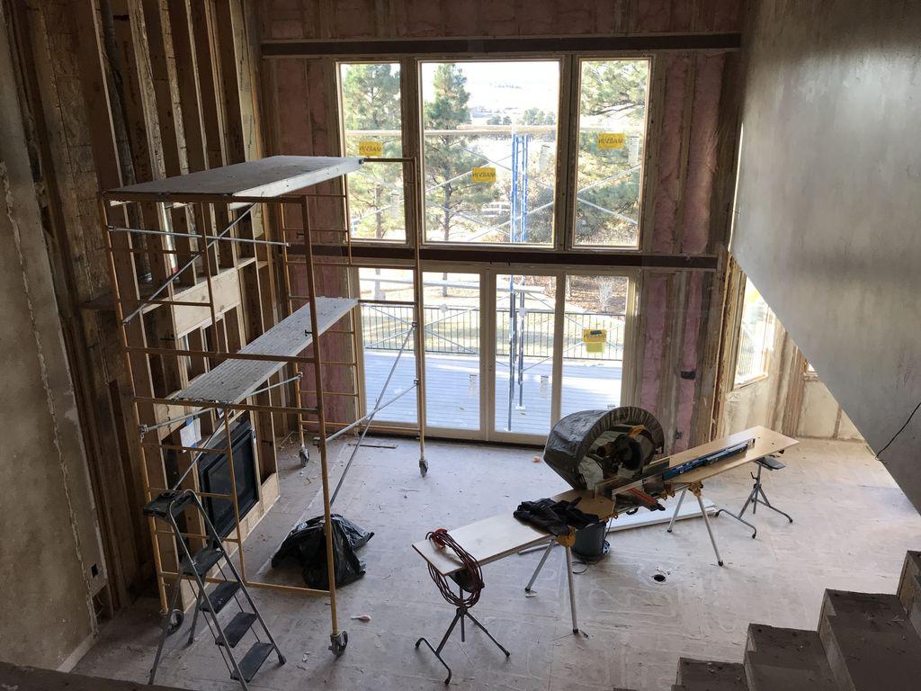 Custom Craftsman Window and Door Trim