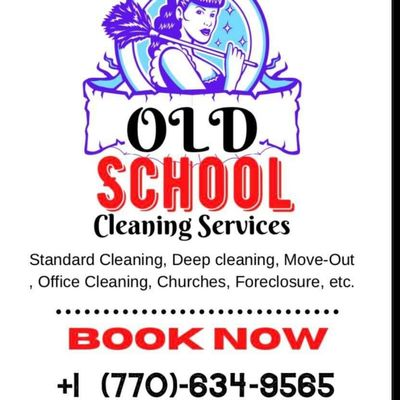Avatar for Old School Cleaning