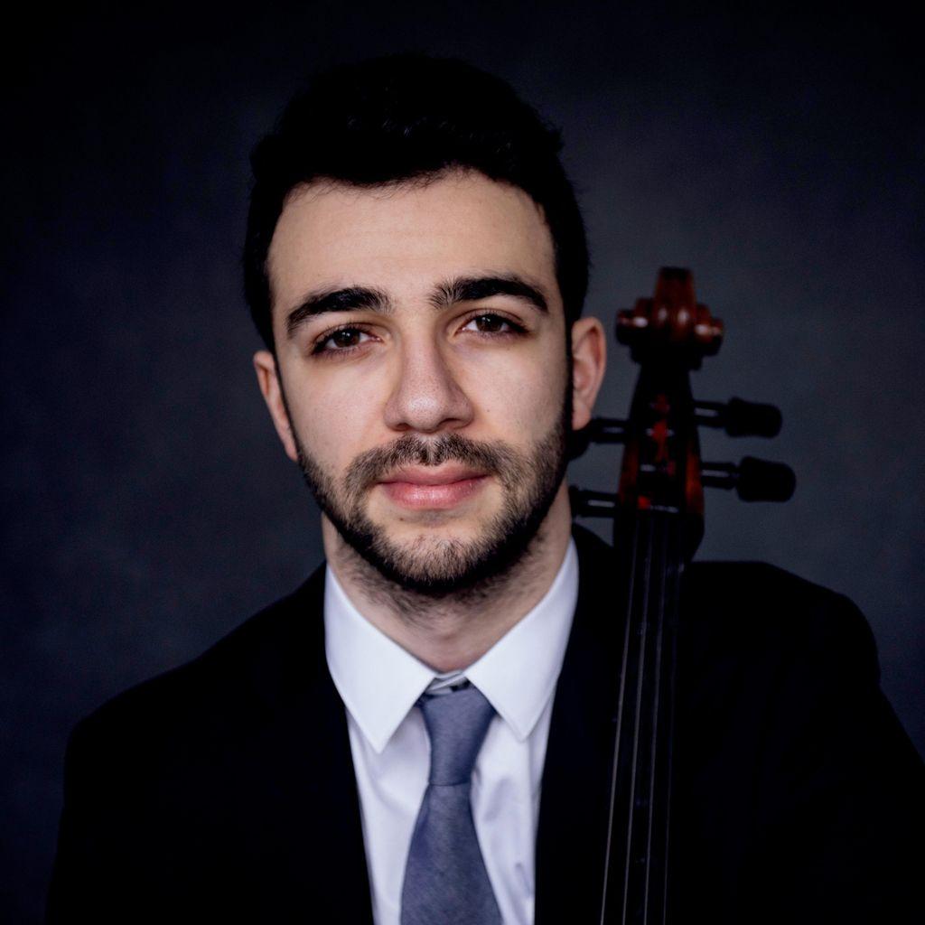 Eddie Pogossian - Cello Lessons