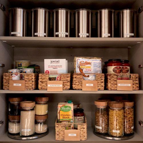 Tribeca: pantry