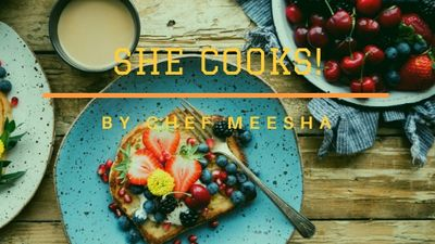 Avatar for She Cooks