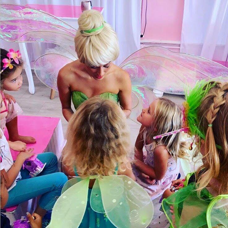 Summer Camp at Pretty In Pink Princess Spa