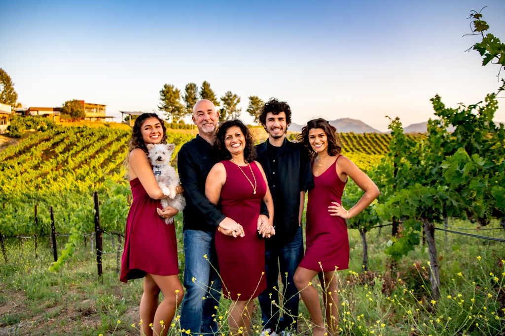 Family-Vineyard Session